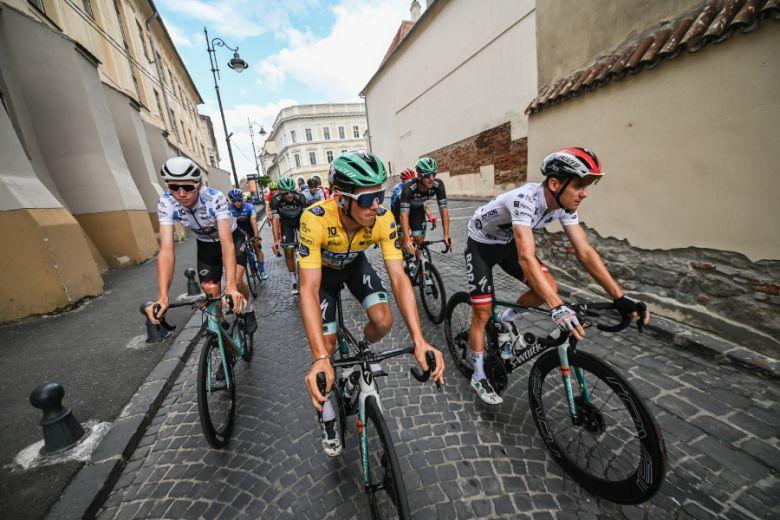 Sibiu Tour - Gregor Mühlberger : «C'était une super semaine»