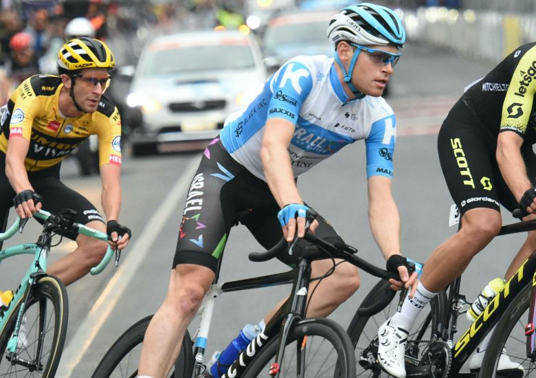 Tour de Burgos - Ben Hermans se rend en Espagne sans crainte du virus