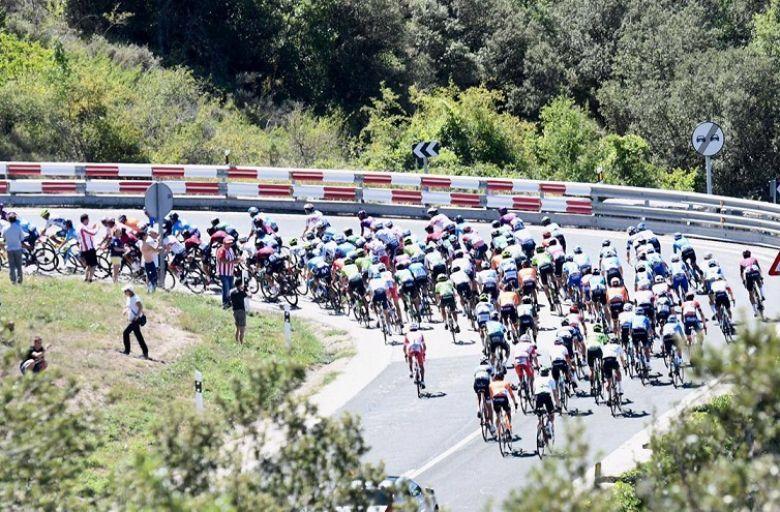 Tour de Burgos : Arnaud Démare encore deuxième Reuters • 31/07/2020 à 18:12