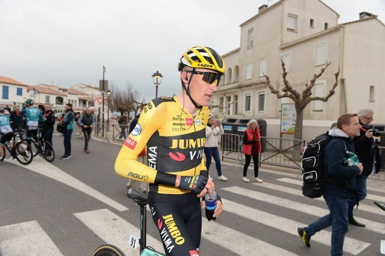 Tour de France - Robert Gesink : «Le col de la Loze fera des dégâts»