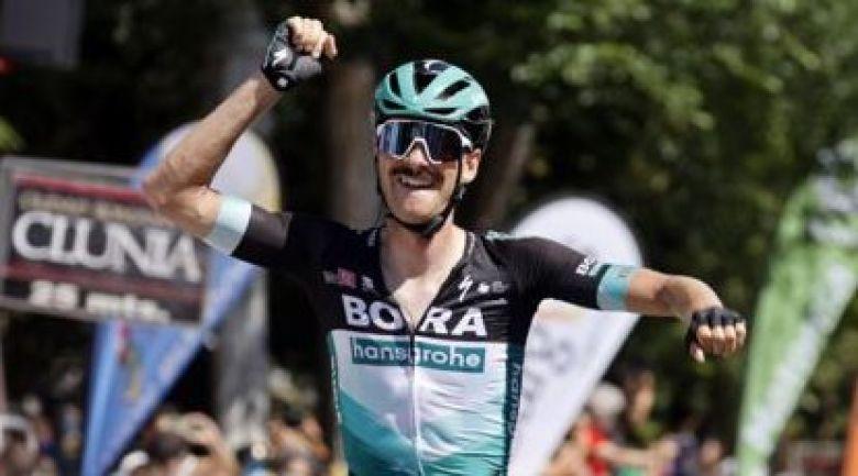 Tour de Burgos - Felix Grossschartner : «J'ai saisi ma chance»