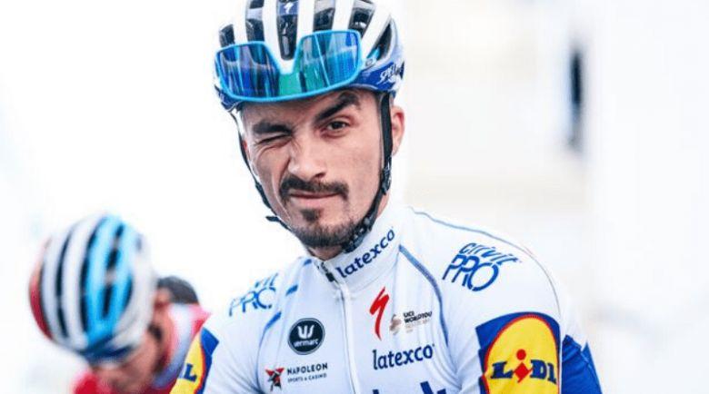 Tour de France - Julian Alaphilippe : «Je n'ai pas fait de plans...»