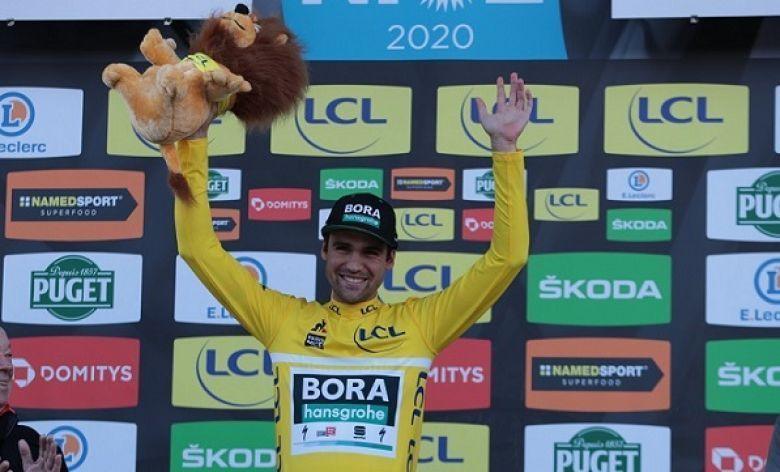 Route - BORA-hansgrohe prolonge trois coureurs, dont Schachmann