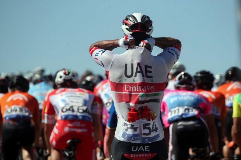 Tour de Burgos - Covid-19 : trois coureurs d'UAE Team Emirates exclus