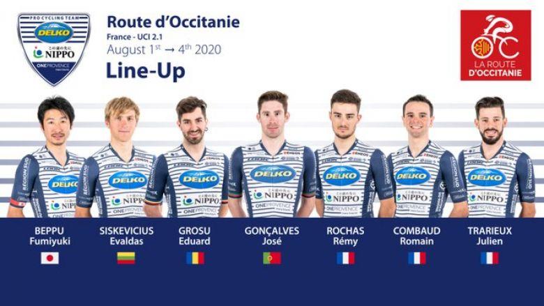 Route d'Occitanie - NIPPO DELKO One Provence avec Rochas et Grosu