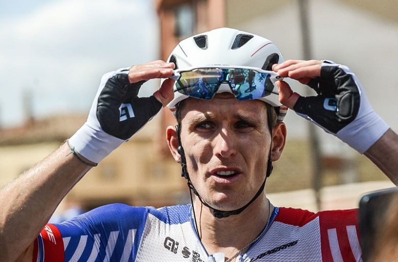 Tour de Burgos - Arnaud Démare : «Fernando Gaviria, c'est un filou»