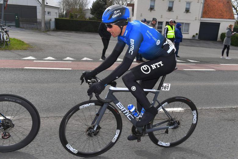 Strade Bianche - NTT Pro Cycling avec Boasson Hagen et Valgren