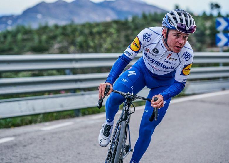 Tour de Burgos - Remco Evenepoel : «C'est pas encore dans la poche»