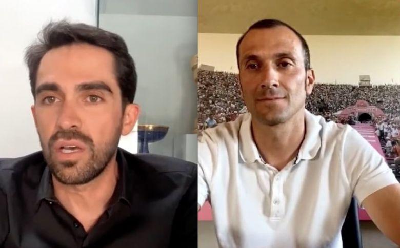 Tour d'Italie - Basso et Contador : «Remco Evenepoel peut tout faire»