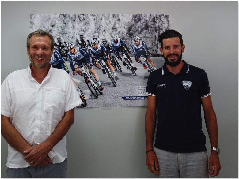 Route - Julien Trarieux prolonge 2 ans chez NIPPO DELKO One Provence