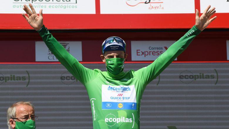 Tour de Burgos - Bennett : «Tout le monde s'est arrêté une seconde»