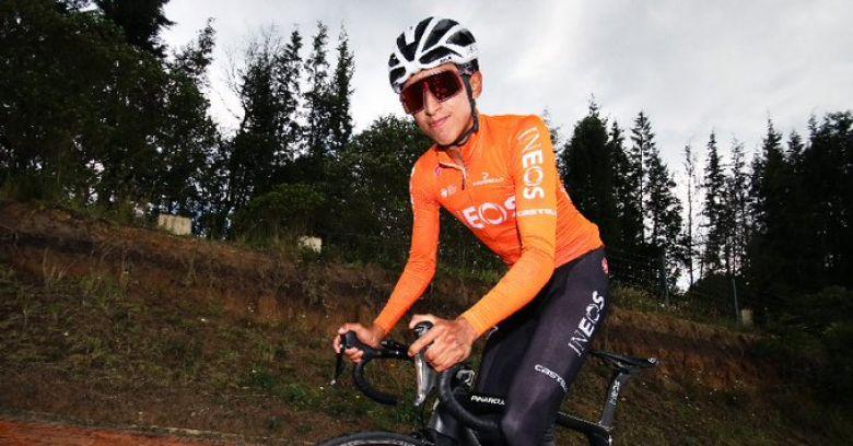 Route d'Occitanie - Egan Bernal : «Je me sens prêt pour la course»