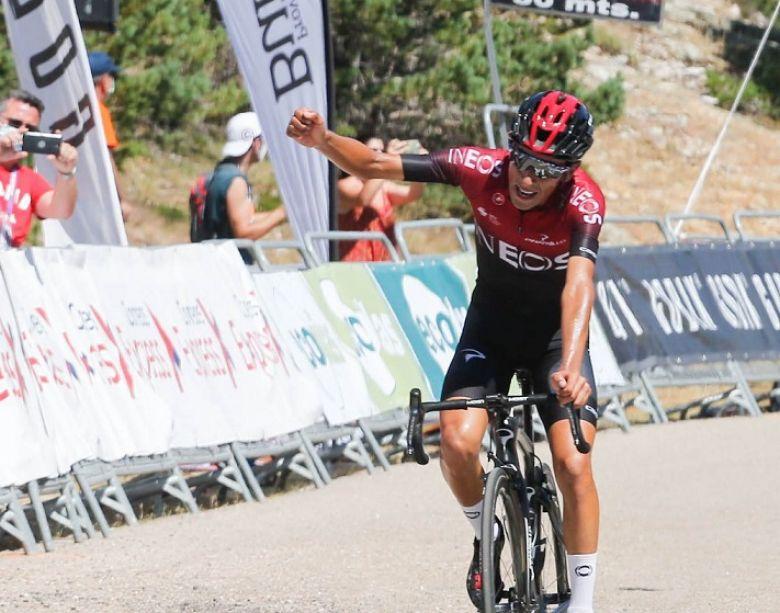 Tour de Burgos - La 5e étape pour Ivan Sosa, Remco Evenepoel sacré