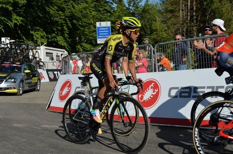 Tour de Burgos - Esteban Chaves : «Finir 4e, c'est un excellent début»