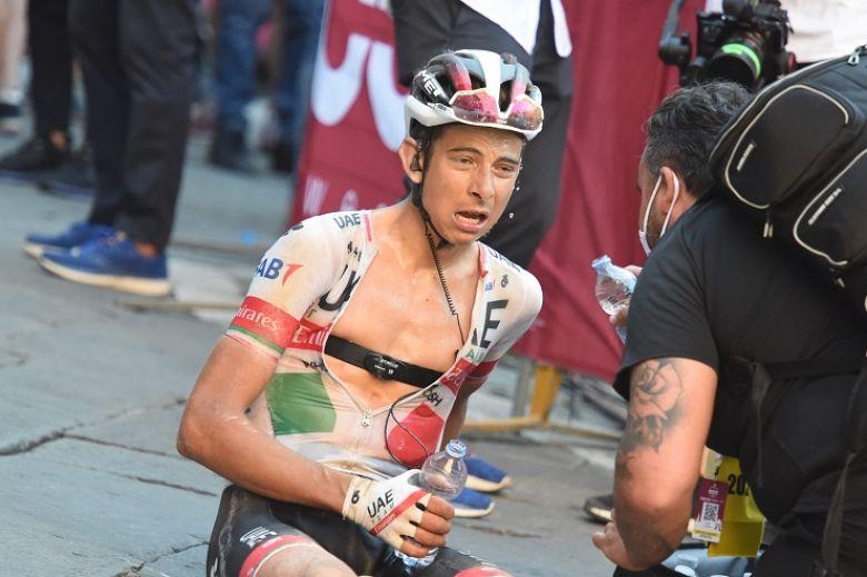 Strade Bianche - Formolo : «Un peu de regret d'avoir raté la victoire»