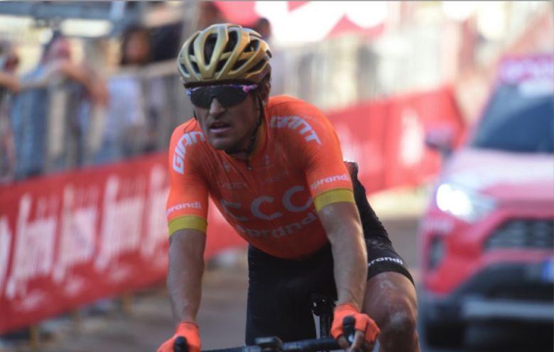 Strade Bianche - Van Avermaet : «Je ne pouvais pas jouer la gagne»