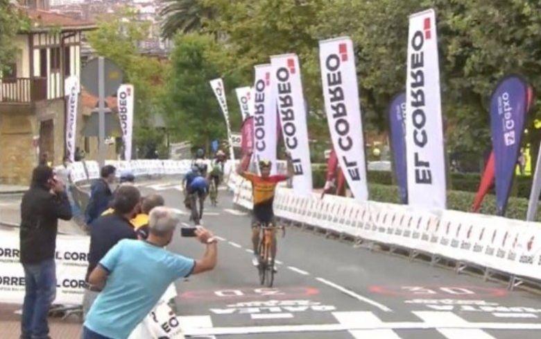 Circuit de Getxo - Damiano Caruso s'impose devant Nizzolo et Prades