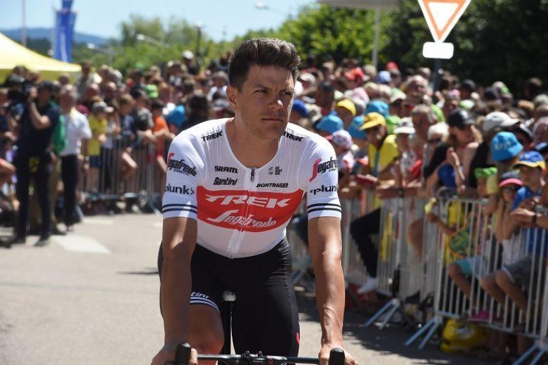 Circuit de Getxo - Jasper Stuyven : «Assez content de ma 5e place»