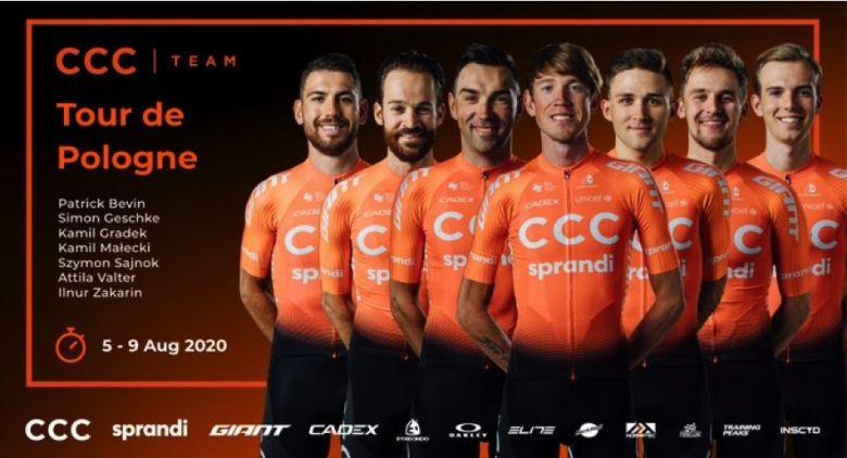 Tour de Pologne - CCC Team vise le général avec Ilnur Zakarin