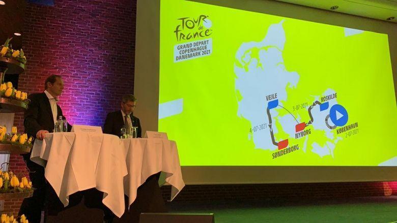 Gd départ du Tour/Copenhague reporté à 2022