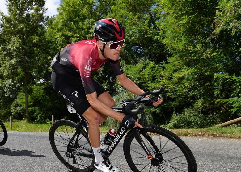 Route d'Occitanie - Pavel Sivakov jubile : «C'était superbe»