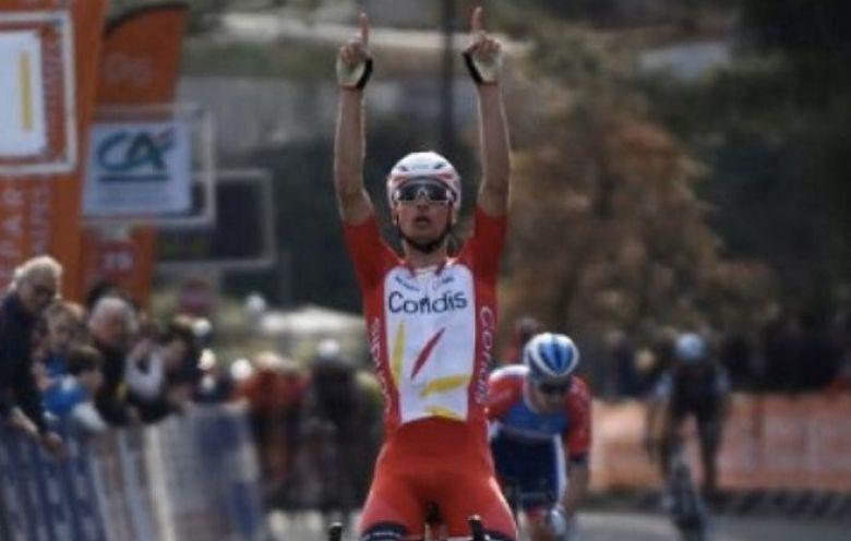 Route - Anthony Perez prolonge chez Cofidis jusqu'en 2022