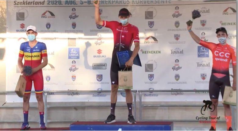 Tour de Szeklerland - Le Polonais Adrian Kurek gagne le prologue