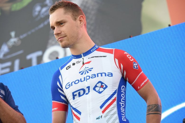 Tour de Pologne - Sévèrement touché à l'épaule, Marc Sarreau abandonne