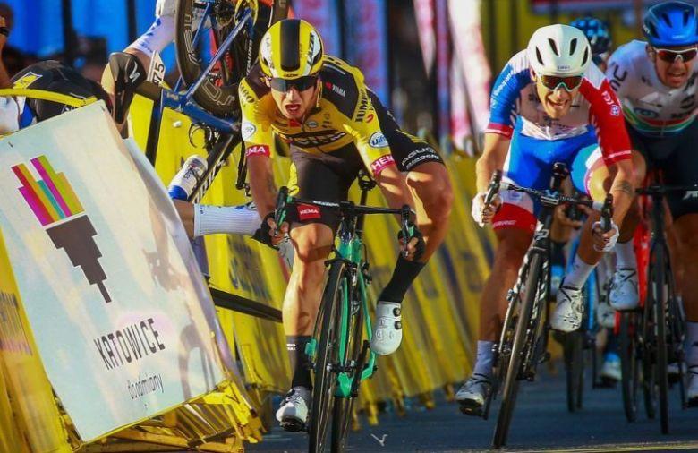 Tour de Pologne - L'UCI juge l'attitude de Groenewegen «inacceptable»