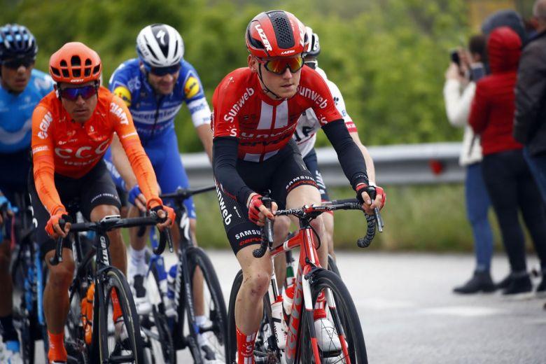 Tour de l'Ain - Sam Oomen et Arensman pour mener la Team Sunweb