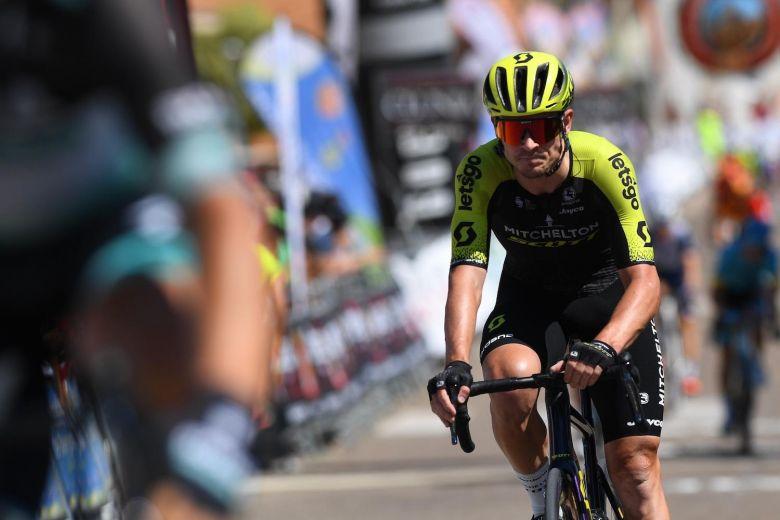 Milan-San Remo - Mitchelton-SCOTT avec Edmondson et Albasini