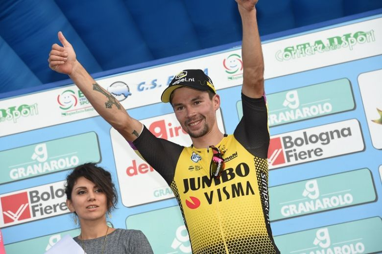 Tour de l'Ain - Jumbo-Visma avec Roglic, Dumoulin, Kruijswijk