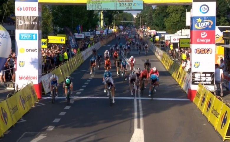 Tour de Pologne - Mads Pedersen surprend Pascal Ackermann
