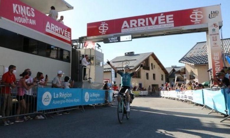 Tour de Savoie Mont Blanc - Pierre Rolland renoue avec le succès !