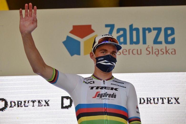Tour de Pologne - Mads Pedersen : «Je dédie cette victoire à Jakobsen»
