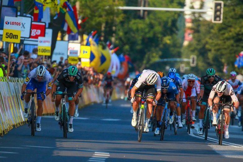 Tour de Pologne - Pascal Ackermann : «C'était un sprint serré»