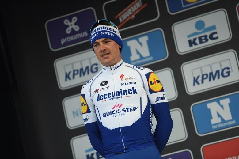 Tour de France - Blessé, Yves Lampaert manquera le Tour de France