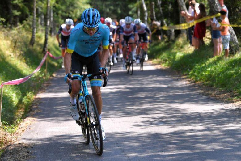 Tour de Pologne - Jakob Fuglsang, 4e : «Content de ma performance»