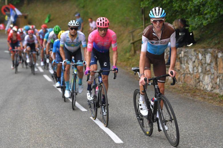 Critérium du Dauphiné - AG2R La Mondiale avec Bardet et Cosnefroy
