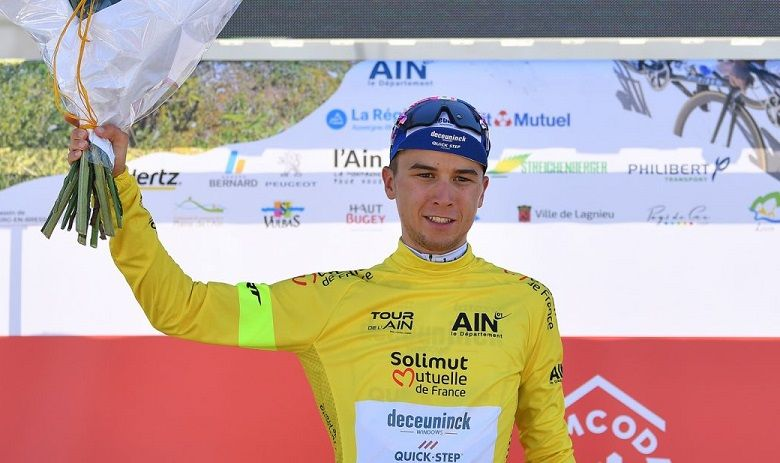 Tour de l'Ain - Andrea Bagioli : «Ça me donne une énorme confiance»