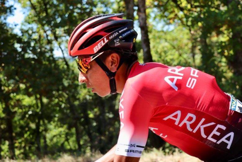 Tour de l'Ain - Nairo Quintana : «J'ai eu de bonnes sensations»