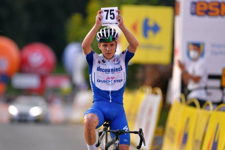 Tour de Pologne - Remco Evenepoel réalise un nouveau numéro