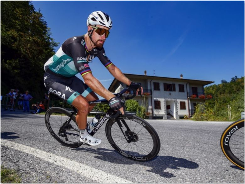 Milan-San Remo - Peter Sagan : «Ma forme ne cesse de s'améliorer»