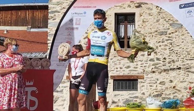 Tour de Savoie Mont Blanc - Pierre Rolland : «Pas de petite course»