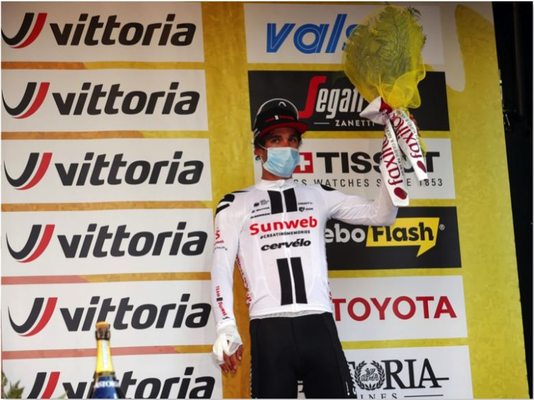 Milan-San Remo - 3e, Matthews a chuté dans la descente du Poggio