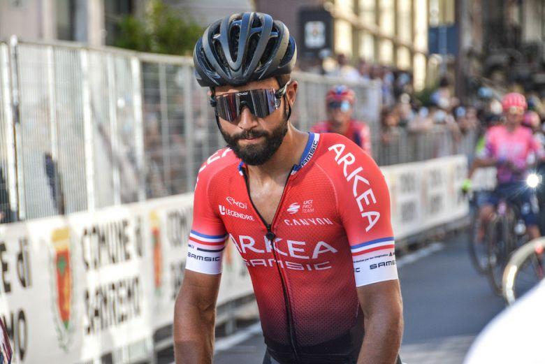 Milan-San Remo - Nacer Bouhanni : «C'était une course pour puncheurs»