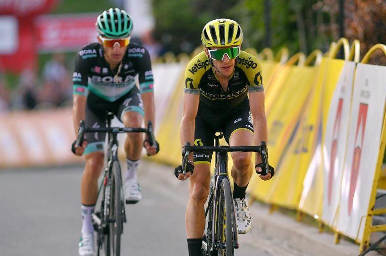 Tour de Pologne - Yates : «J'ai dû changer de vélo au mauvais moment»