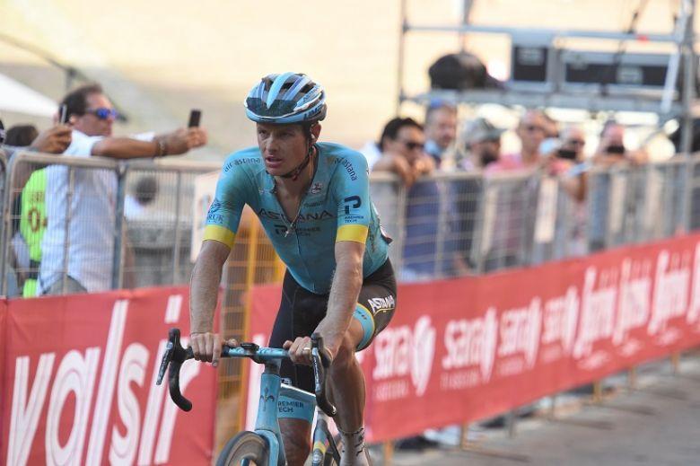 Tour de Pologne - Jakob Fuglsang : «Pas content de ma deuxième place»
