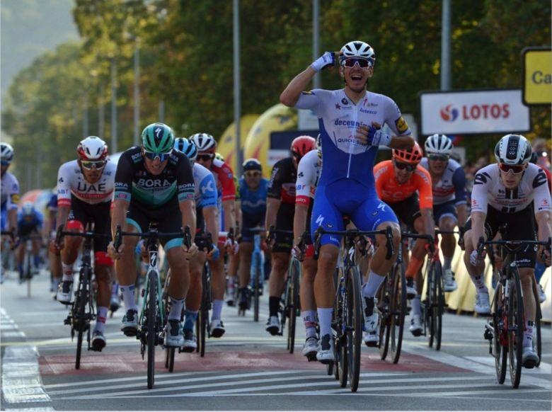 Tour de Pologne - Ballerini gagne la dernière étape, Evenepoel sacré