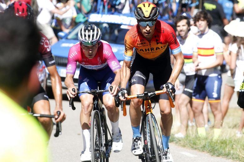 Critérium du Dauphiné - Mikel Landa mènera l'équipe Bahrain-McLaren